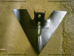 Лапа КПE 430мм 15050-430