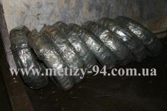 Проволока для холодной высадки диаметром 3,6 мм ГОСТ 5663-79. Проволока крепежная холодновысадочная