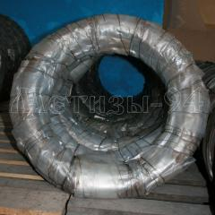 The welding wire of Sv-08G2S diameter is 1,6 mm of