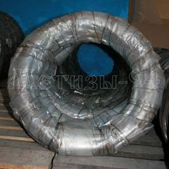 The wire welding Sv08g2s diameter is 0,8 mm of