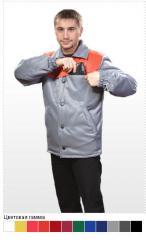 Jacket Element ex-warmed
