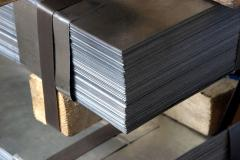 Sheets cold-rolled \at s=8-30, a steel sheet,