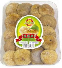Dried fruits the FIG which is PACKED UP 250 g, 400