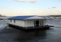 Дом на воде, дома плавучие