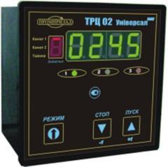 The measuring instrument - temperatures of