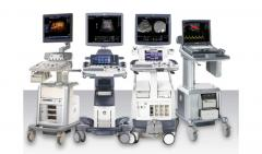 Device ultrasonography Logiq P6 GE