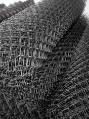Сетки в рулонах плетенные и тканные купить