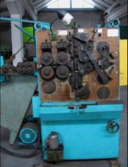 Automatic machines are pruzhinonavivochny