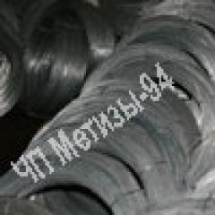 Wire OK 2,5 mm of GOST 3282-74, nizkoulerodisty