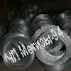 Wire OK 2,8 mm of GOST 3282-74, low-carbonaceous