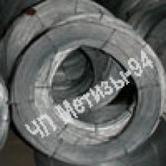 Wire OK 3,0 mm thermally processed by GOST 3282-74, nizkoulerodisty wire of normal quality