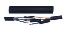 Трубки термоусаживаемые средней толщины и