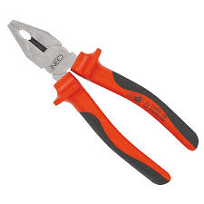 Flat-nose pliers the combined 160 - 200 mm