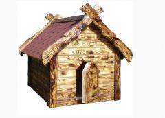 Будки для собак| Будки для собак деревянные