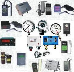Приборы контрольно-измерительные КИПиА - РП, ПТР, СИП, ФВ, Т