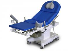 Table for obstetric aid of SR-01