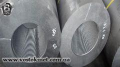 Electrodes for arc-air cutting of GE 15*40*350