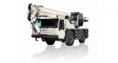 Off-road Terex AC 40/2L crane