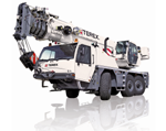 Crane off-road Terex AC 60/3L