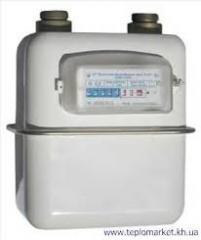 Счетчик газа G-1,6 G-2,5 G-4 Визар без КМЧ