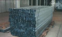 Profile for gypsum cardboard