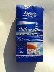German Westminster tea