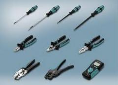 Клеммы, кабельные наконечники, инструмент для