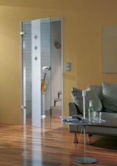 Двери стеклянные DORMA