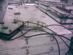 Элементы тепловых камер, КС-1, КС-2, КС-3, КС-4,