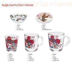 Ware for children's cafe, glasswares sets for