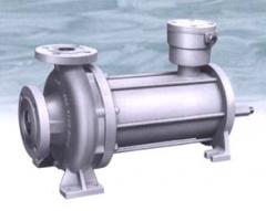 Насосы центробежные герметичные типов CN и CNF