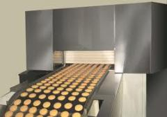 Confectionery ovens