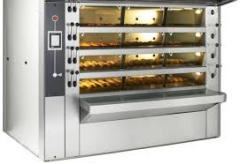 Bakery ovens, proofers, testomesitel