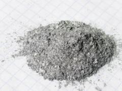 Paste aluminum the effect is lame