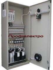 Installations condenser low voltage