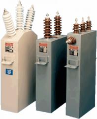Condensers high-voltage Biorifaso type