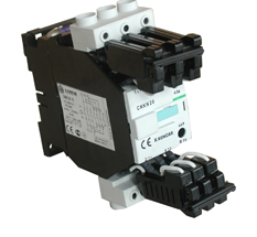 Contactors for switching of CNK condensers