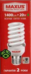 Энергосберегающие лампы MAXUS
