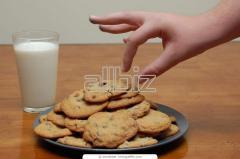 Печенье Сезам (кунжутное)
