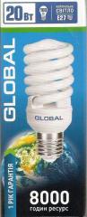 Энергосберегающие лампы Global
