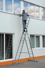 Ladder aluminum 3х6