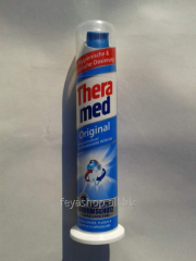 German Thera med Original toothpastes