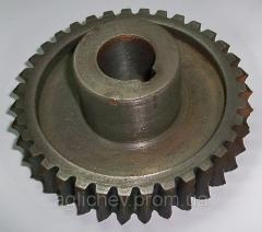 Gear wheel of raising of dezha to KSM-100