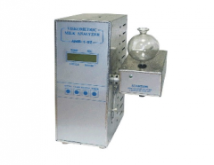 The analyzer of somatic cages in milk of