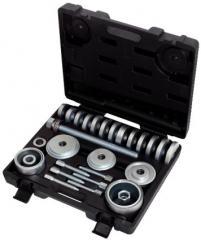 Remover of felloe bearings universal 150.2250
