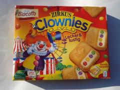 Biscotto cookies