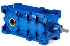 Industrial reducers of PCM and GSM (Italy)