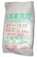 Бензоат натрия (benzoato de sodio)