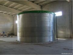 Modular water storages
