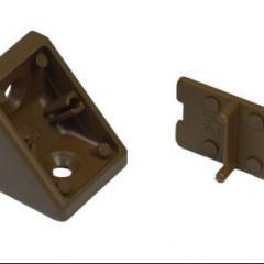 Пластиковый мал. 550101BR коричневый
